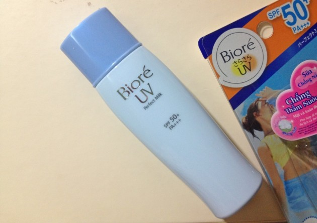 Biore UV Perfect Milk SPF50+ PA+++