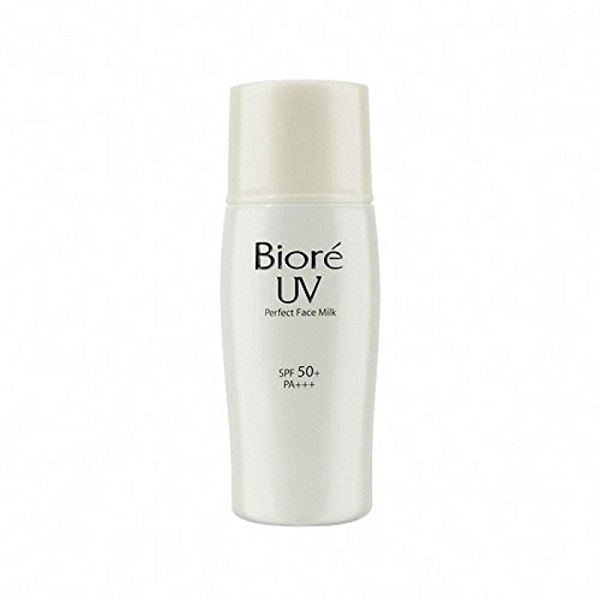 Kem chống nắng Biore UV Perfect Face Milk SPF 50 PA+++